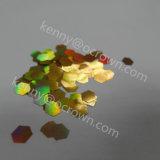 Gouden schitter Vlokken 21501 Lichaam schitteren