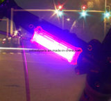 3 Цвет в 1 COB велосипедов Tail Light