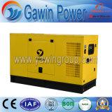 tipo silencioso conjuntos de generación diesel de la energía eléctrica 120kVA