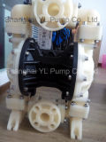 Luftbetriebene bewegliche Grundieren-Abwasser-Wasser-Pumpe des SelbstQbk-40