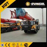 중국 Sany 아주 새로운 20/25/30/50/70 톤 이동할 수 있는 트럭 기중기