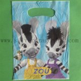 Sacchetti di plastica superiori del regalo del LDPE per il regalo di festa