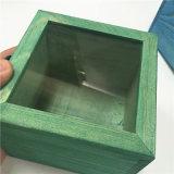 Todo el rectángulo de almacenaje de madera de madera del rectángulo de regalo de las clases