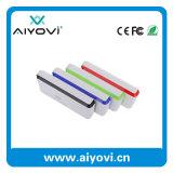 Alta capacidad cargador de emergencia 18650 Li-ion / cable portable del cargador 10000mAh