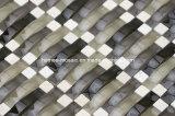 Mosaici di vetro ondulati