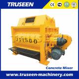 Machine de construction de mélangeur concret de grande capacité