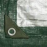 حارّ يبيع عادة حجم [ب] [تربولين/] بلاستيك مشمّع وقاية