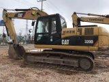 Excavatrice utilisée 320d du Japon de condition de travail à vendre
