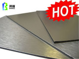 Parete divisoria di alluminio del comitato della facciata composita di alluminio del rivestimento