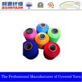 L'air couverts par spandex de fils de fibres de nylon