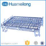 Qualitäts-zusammenklappbarer Stahlspeicher-Ineinander greifen-Rahmen