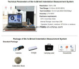 Brinelleinrückungs-Messen-System/Brinellhärte, die automatische Prüfung/Brinell-/Brinellprüfvorrichtung/Brinellhärte-Prüfvorrichtung/Digital-Brinellhärte-Prüfvorrichtung liest