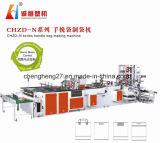 De zachte Zak die van de Handtas Machine met SGS Goedkeuring chzd-600j maakt