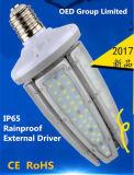 60W 80W IP65 LEDのトウモロコシの球根E39 E40はSMDとのRainproofおよび組み込みドライバーおよび120lm/W防水する