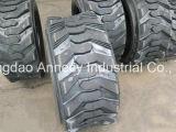 Pequeño neumático 10-16.5 del cargador del lince 12-16.5 14-17.5 neumático del carro del estallido del neumático del buey de 15-19.5 patines