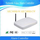 Regulador video de la alarma de la alarma de Dahua 8CH de la red local sin hilos de la entrada de información (ARC5408B-W)