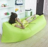 Sofá ao ar livre do sofá preguiçoso inflável impermeável rápido do ar do enchimento