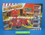 Ultimo Toys Metal Parking Lot con Map (9125111)