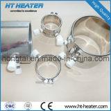 Aquecedor de elemento aquecedor de cepa industrial aprovado pela CE