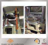 Presse corrigeante hydraulique à colonnes de vessie d'air pour le pneu de pneu de bicyclette