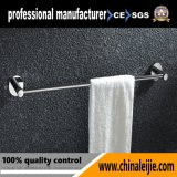 Factory Supplier Stainless Steel Wall Mounted Doubles Bathroom Accessory Towel Bar
