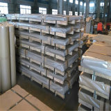 La lámina de acero inoxidable serie 300 (1,22m x 2,44m x 1mm)