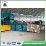 Compresa de embalaje semi automática directa del papel usado de la venta