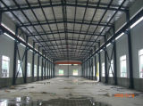Taller de la transformación industrial de la estructura de acero (KXD-SSW1456)