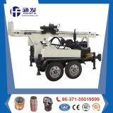 Perforadora portable de Hf150t para el receptor de papel de agua