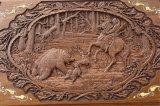 1325 خشب أثاث لازم [كنك] مسحاج تخديد آلة لأنّ [إنغرفينغ] وعمليّة قطع