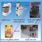 Pizza-Teig-Geißer-Teiler-rundere Scherblock-Kugel-Maschine