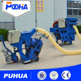 移動可能で具体的な床のショットブラスト機械