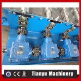 O controle do PLC da alta qualidade vitrificou o rolo da telha que dá forma à máquina