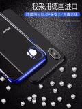 iPhone 8のための電気めっきの携帯電話の保護箱