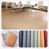 제조 최고 가격 OEM PVC 비닐 지면 패턴 합판 제품 마루