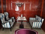 レストランのソファーおよび表またはレストランの家具セットかホテルの家具または食堂の家具セットまたは食事はセットする(NCHST-003)