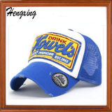 Регулируемая крышка панели бейсбольной кепки 6 Snapback бейсбольной кепки