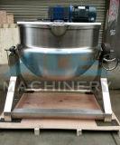 Inclinare-Tipo 500L che cucina caldaia con la camicia di riscaldamento (ACE-JCG-W7)