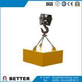 Séparateur magnétique de courroie en travers de Rcyb à vendre