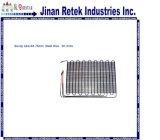 Kühlraum-Draht-Gefäß-Kondensator für Abkühlung-Teile