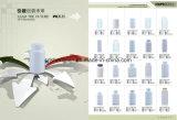 La plastica dell'animale domestico di alta qualità imbottiglia la bottiglia della medicina dell'HDPE con la protezione della parte superiore di vibrazione