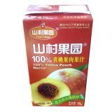 [500مل] معقّمة قرميد عصير علبة