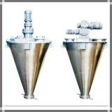 Vertikale konische doppelte Schraubenmischer-Maschine für trockenen Puder-Lack