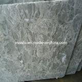 벽과 마루를 위한 Flower Marble Slabs 중국 회색 임금