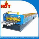 Broodje die van het Dek van de Vloer van het Blad van het Structurele Metaal van de hoge snelheid het Trapezoïdale Machine vormen