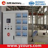 Système de régulation électrique pour la machine d'enduit de poudre