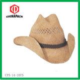 De Hoed van de Cowboy van Mens van de Raffia van bevorderingen (cpa-14-1075)