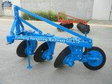 Charrue à disque à tirage duplex à haute efficacité pour tracteur Massey Ferguson