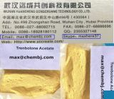 Approvisionnement de bonne qualité d'usine Trenbolone Enanthate avec l'indice de réussite de 100% vers le R-U, Canada
