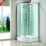 De AcrylDienblad Aangemaakte Cabine van uitstekende kwaliteit van de Douche van het Glas (SR9I004)